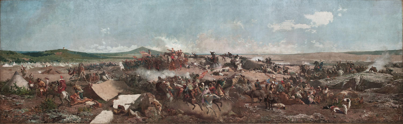La batalla de Tetuan