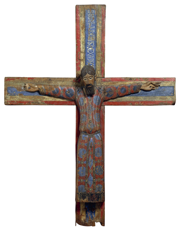 Majestat Batlló, anònim, mitjan segle XII