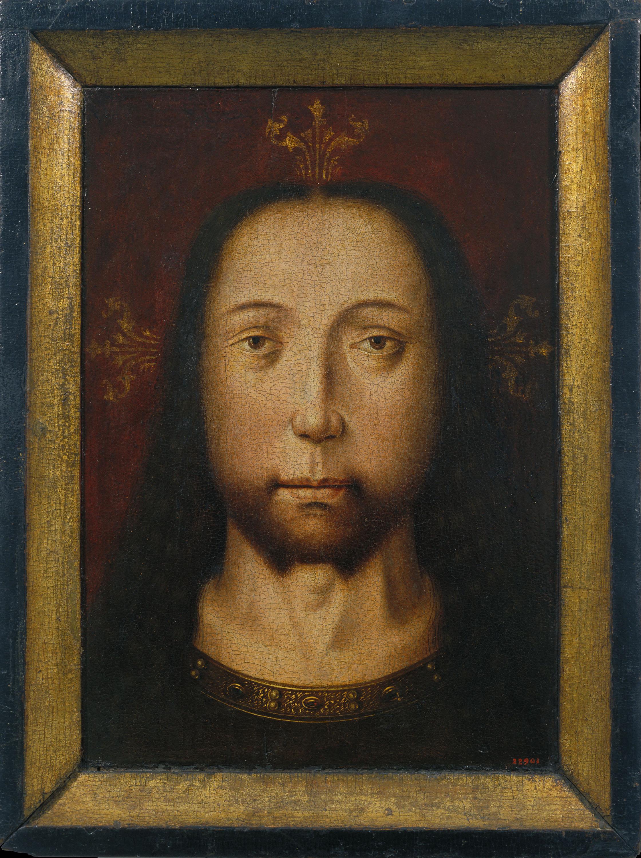 Cercle d'Albrecht Bouts. Santa Faç, cap a 1500