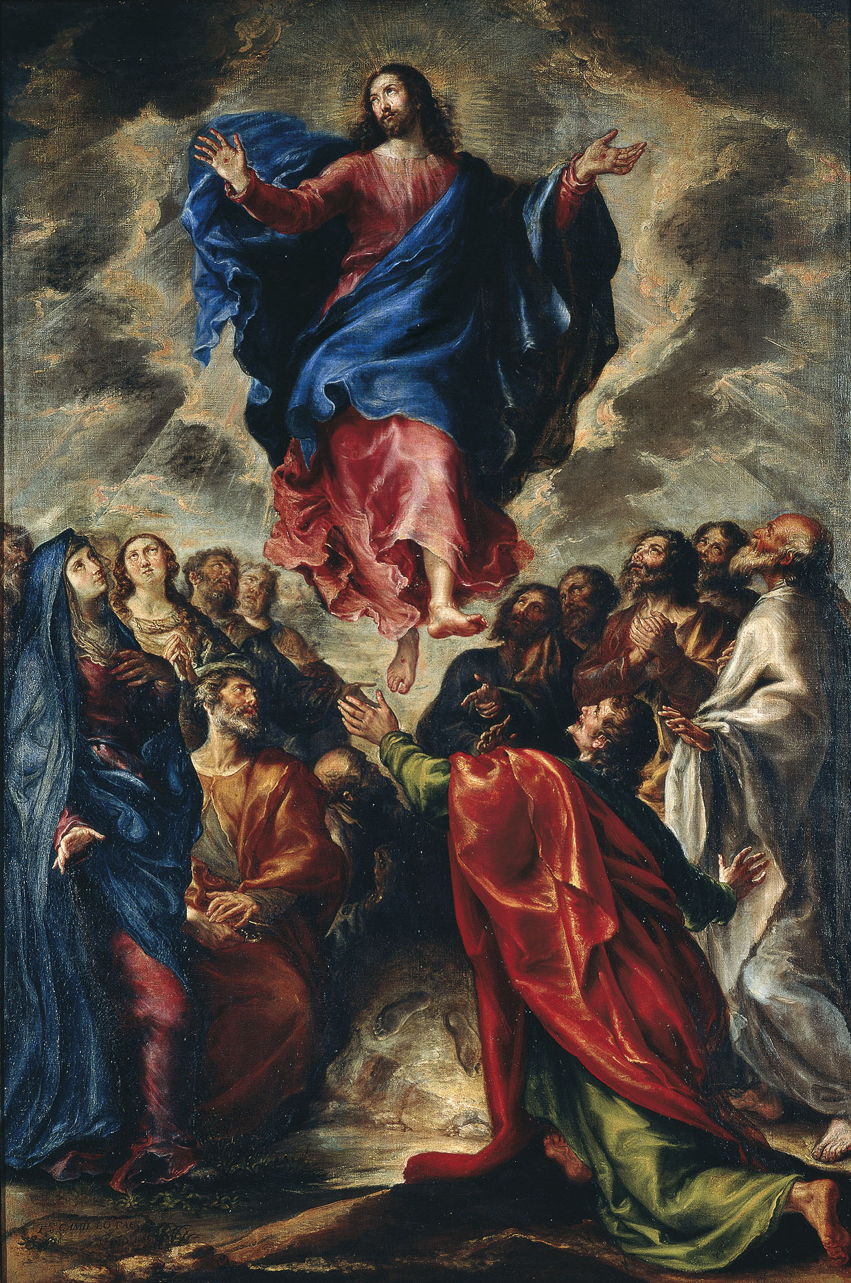 Francisco Camilo, Ascensió, cap a 1651