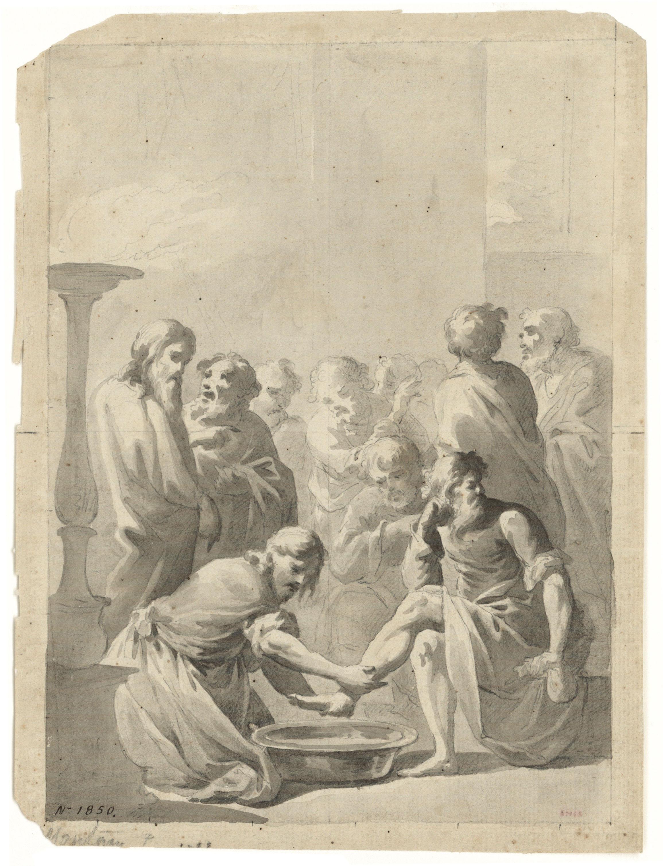 Pere Pau Montaña Llanas. Lavatori, 1780. Obra no exposada