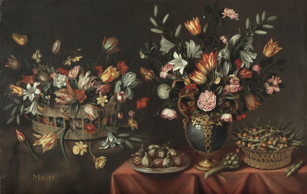 Antonio Ponce, El mes de maig, 1635-1640