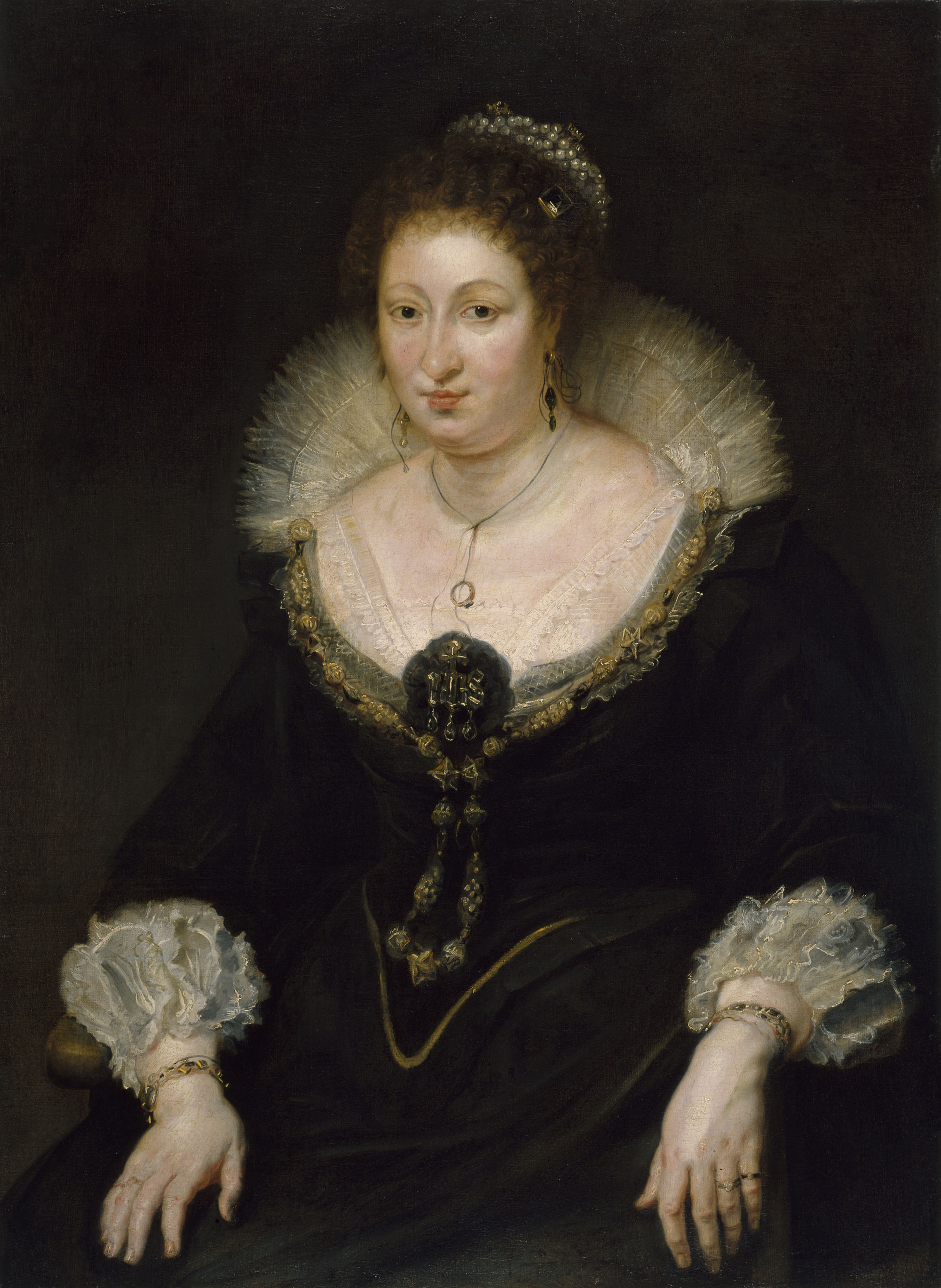 Peter Paulus Rubens, Lady Alethea Talbot, Countess of Arundel, 1620