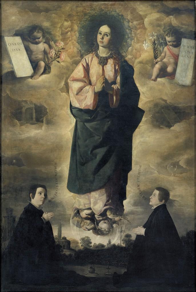 Francisco de Zurbarán, Inmaculada Concepción, 1632