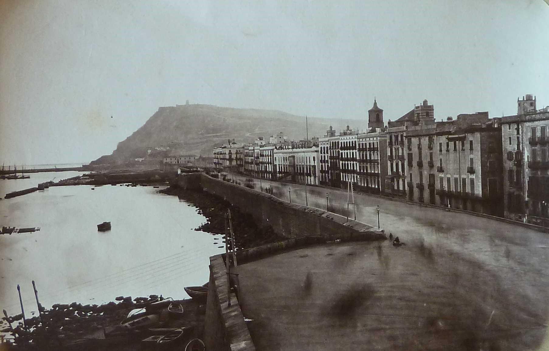 Imagen de la Muralla de mar