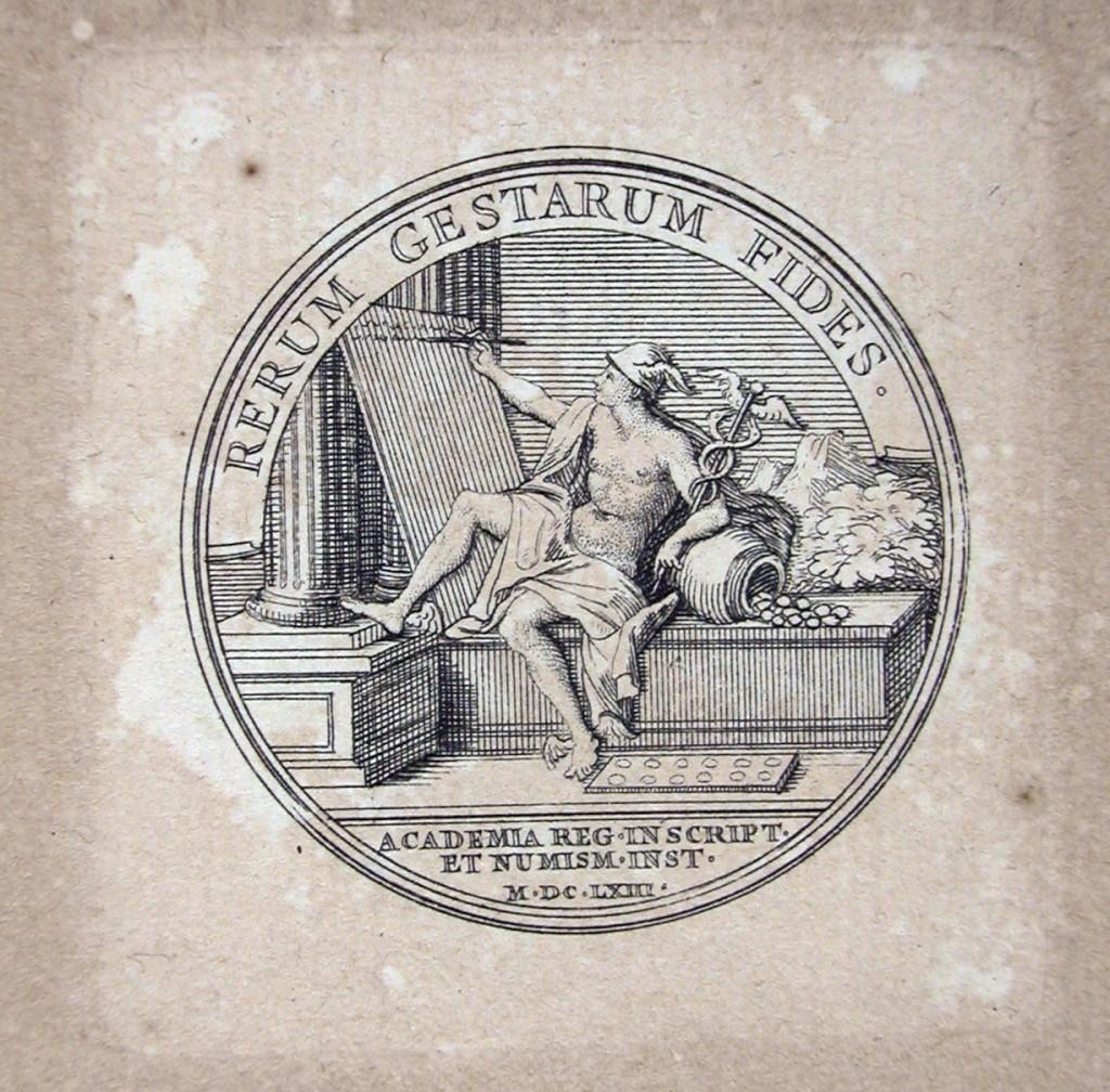Gravat de medalla