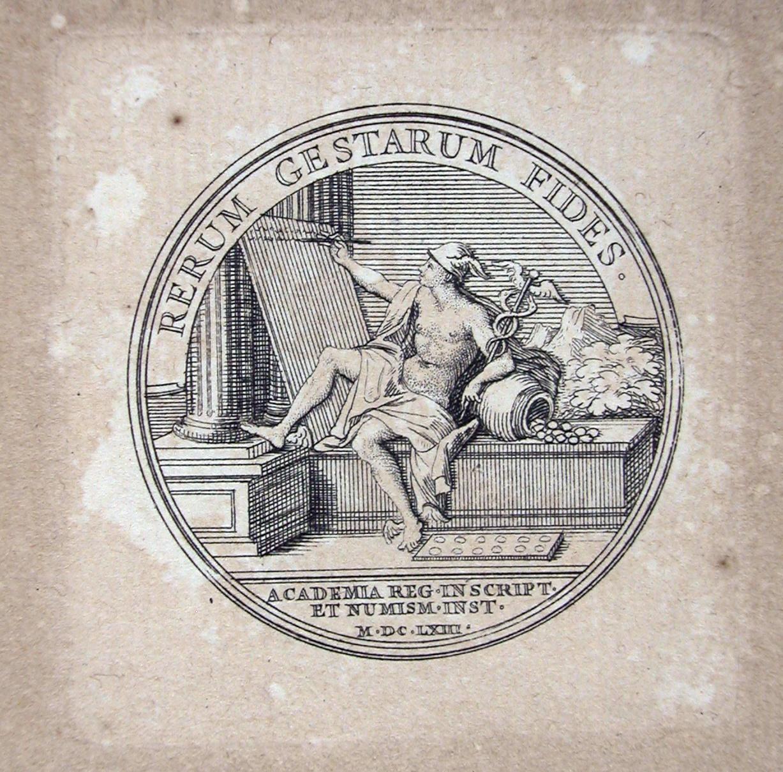 Grabado de medalla
