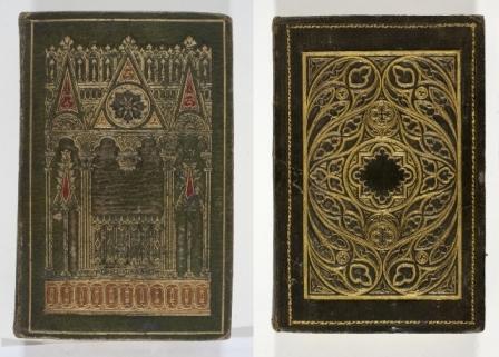 Enquadernació a la catedral i enquadernació de planxes