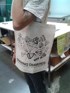 Drawing diamonds productes