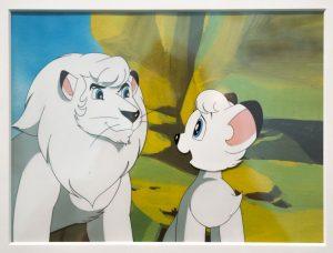 Kimba, el león blanco, Osamu Tezuka © Tezuka Productions Foto: Marta Mérida