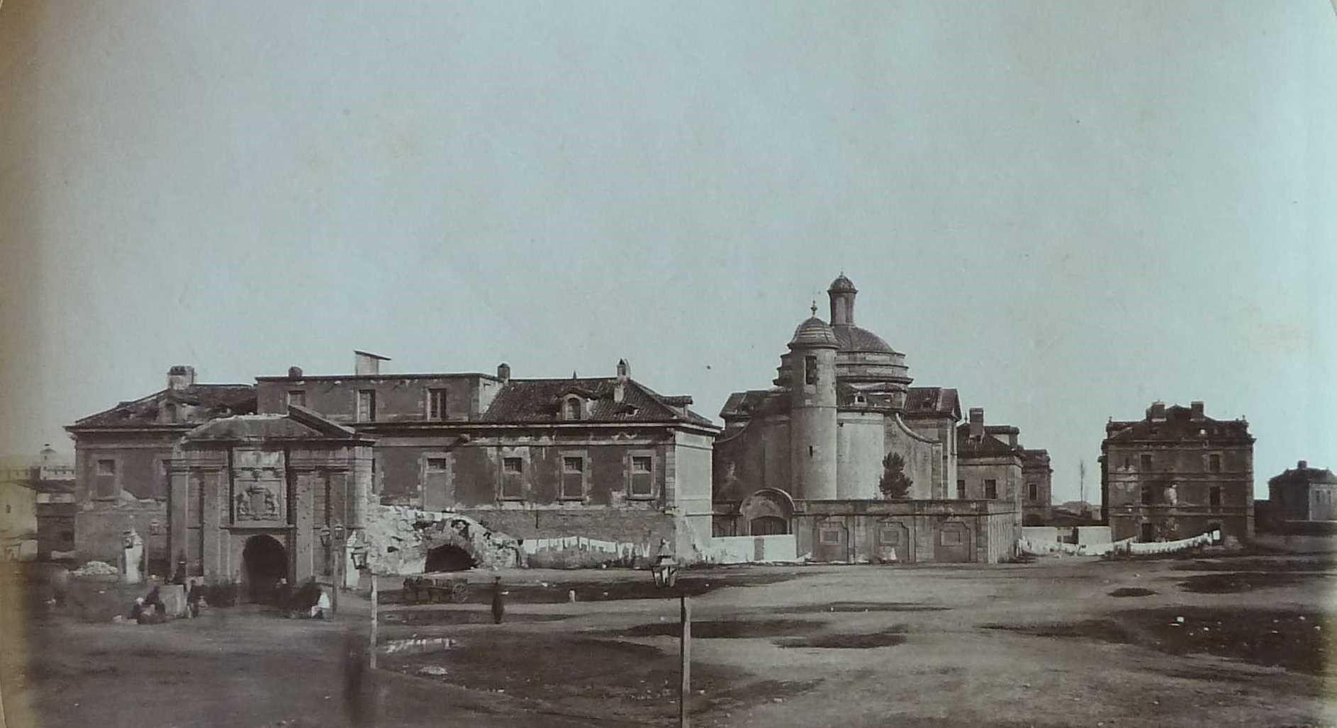 The Ciutadella fort