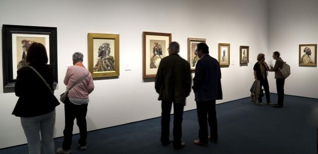 Exposicio Tapiró al Museu Nacional