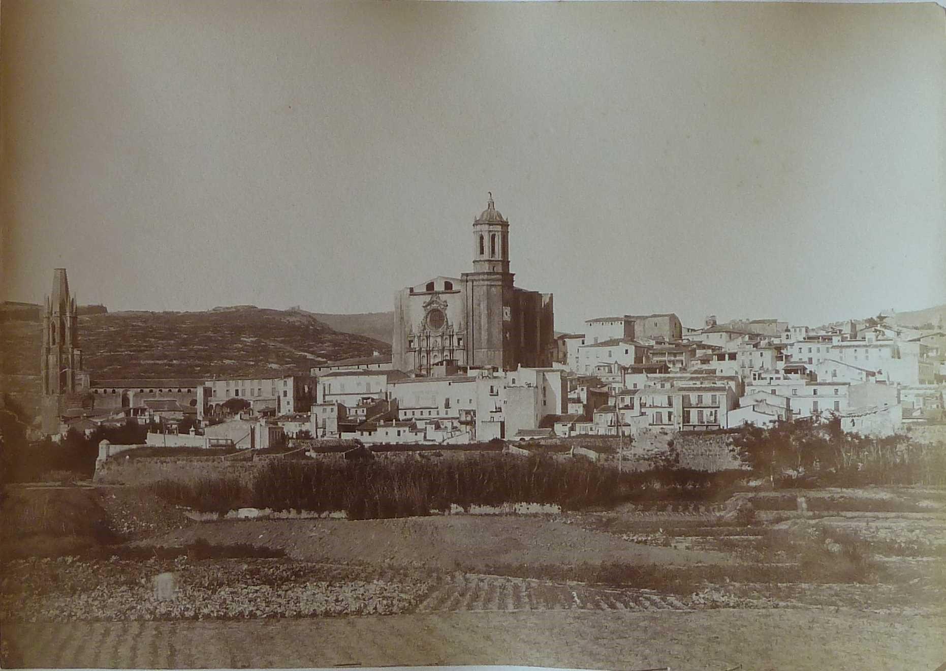 Vista general de Girona