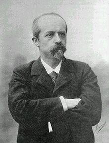 Louis Lépine, precepte de policia de París en el moment del suïcidi de Casagemas.