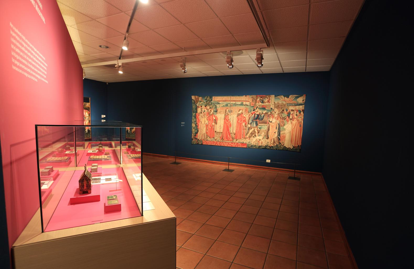 Exposició Viatjar a l'Edat Mitjana