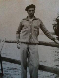 Adolf Linhard in Berlin, before 1933
