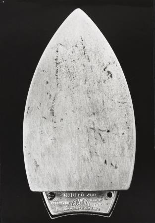 Aleydis Rispa, Planxa, Jata, 1992. Museu Nacional d'Art de Catalunya