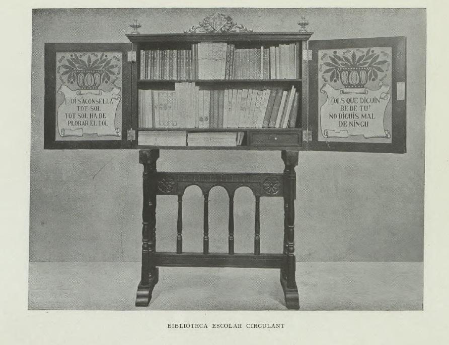Armari de biblioteca