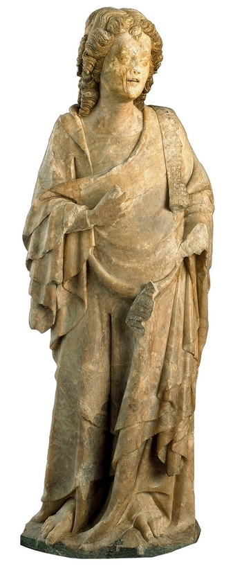 Bartomeu de Rubió, Àrcangel Gabriel, tercer quart del s. XIV