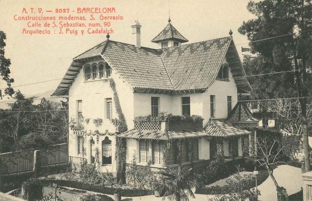 Casa Capellas.