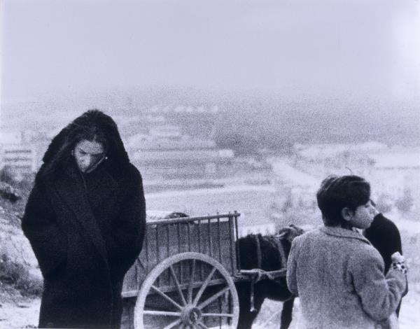 Colita, Carmen Amaya y los Tarantos, 1963