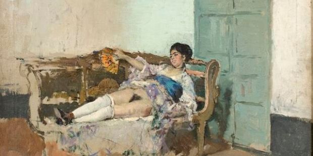 Fortuny's Carmen Bastián