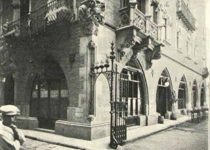 Josep Puig i Cadafalch, Casa Martí, 1896