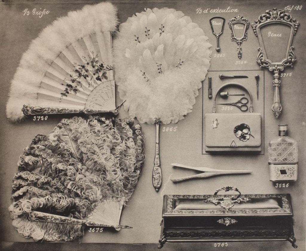 Catàleg comercial de Franz Mosgau (Berlín)