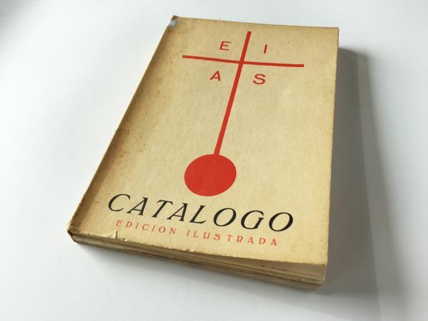 Catàleg de l'Exposición Internacional de Arte Sacro