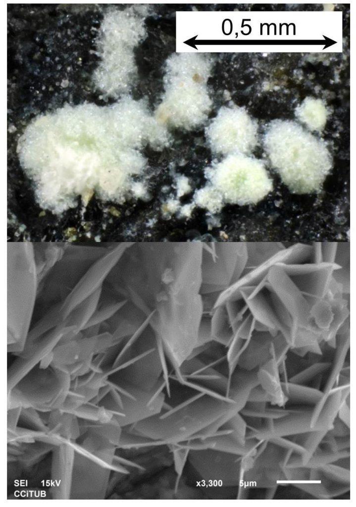 Cristalls abellaita