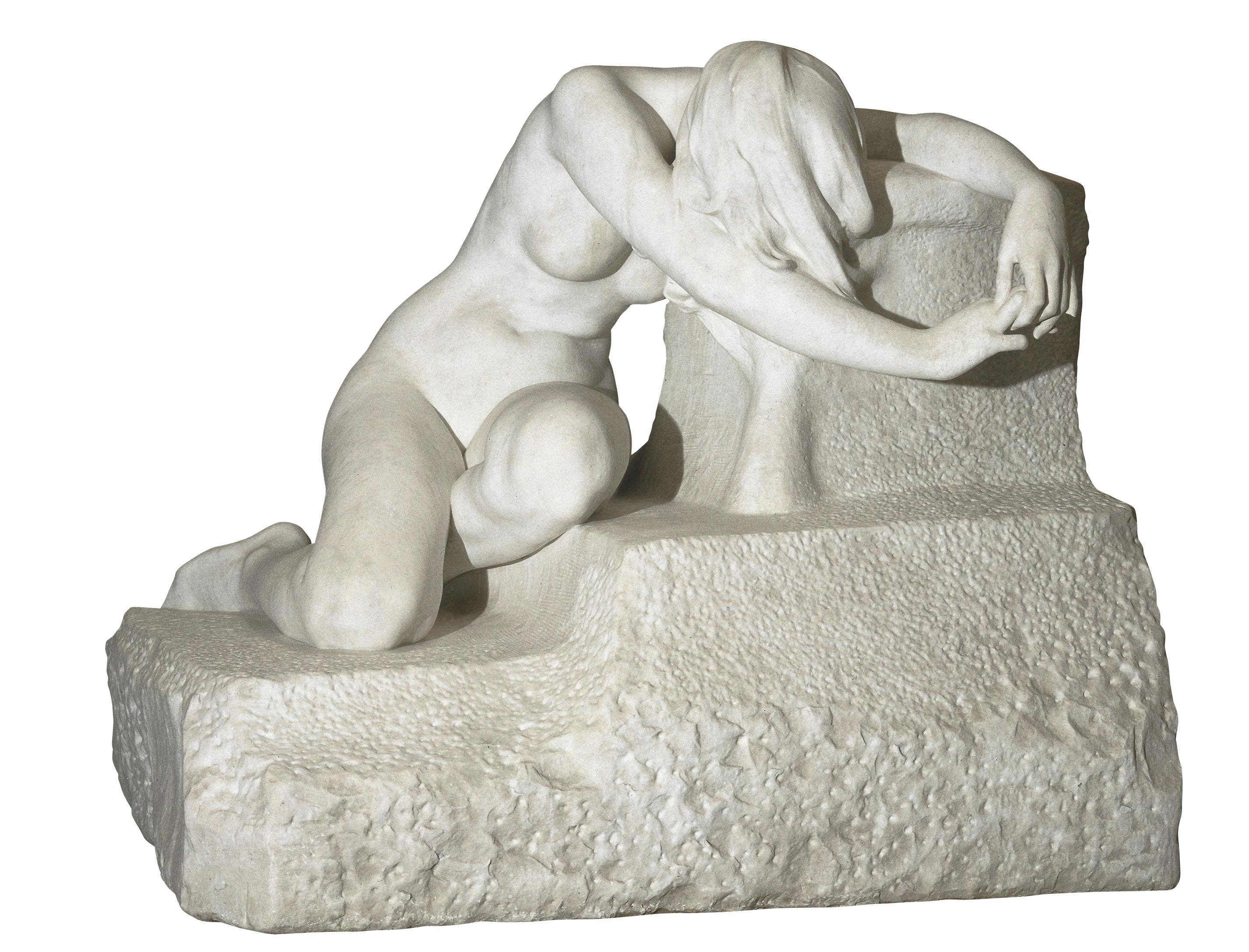 Josep Llimona, Desolation, 1907