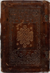 Moorish binding of the copy.
