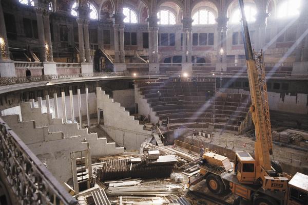 Repairs as of September 1991