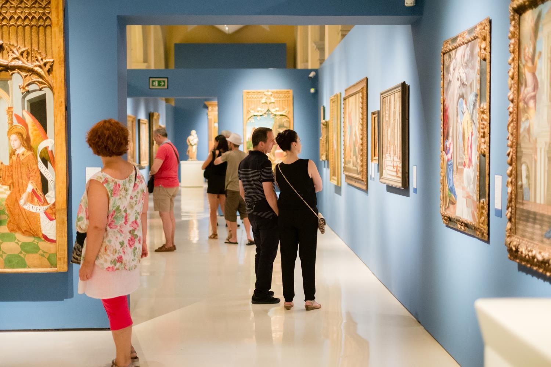 Exposicions 2019 al Museu Nacional d'Art de Catalunya