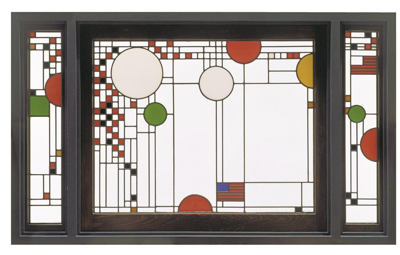 Frank Lloyd Wright. Kindersymphony. 1912
