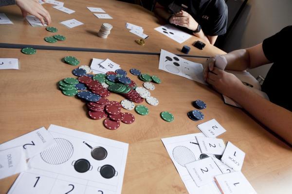 Tècniques de gamificació. Foto: Albertojuanse,
