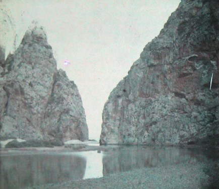 Gaspar Homar, Torrent de Pareis, c. 1909, Museu Nacional d'Art de Catalunya