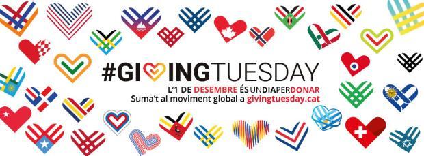 Giving Tuesday, campanya per a expandir la solidaritat
