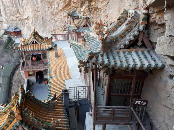 Temple that integrates three major currents: Buddhism, Taoism and Confucianism