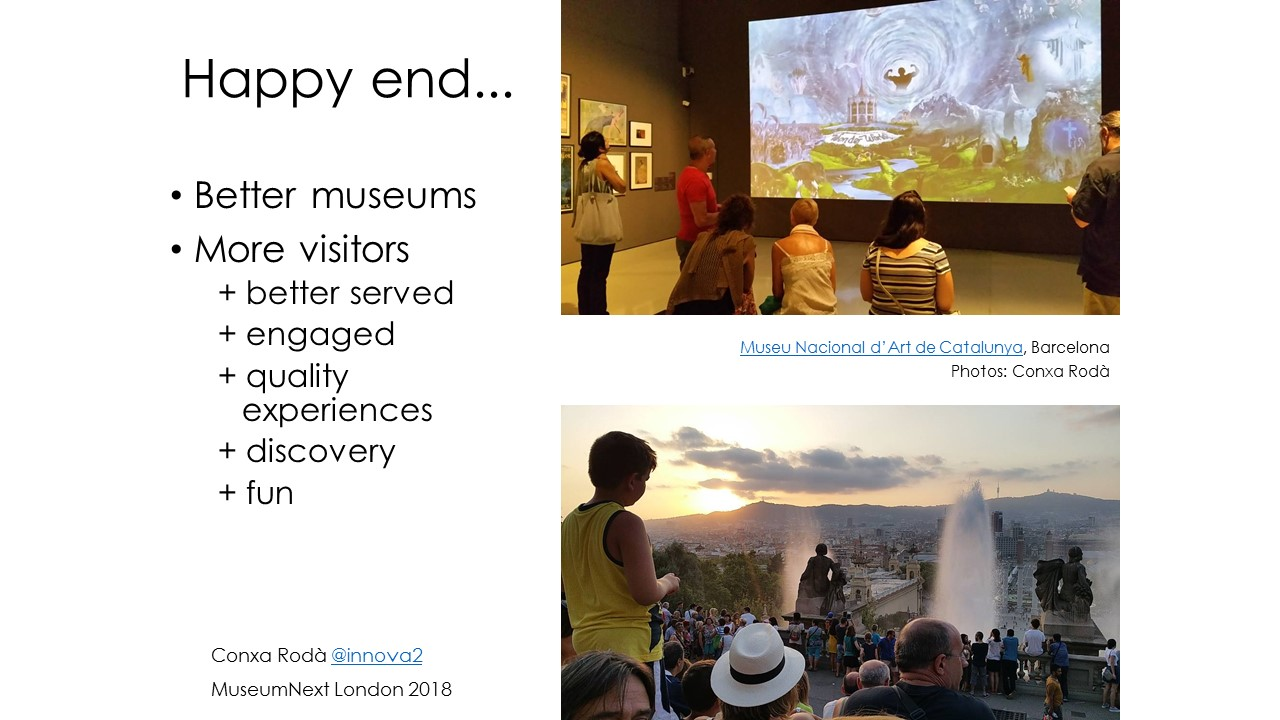 Better museums, more visitors