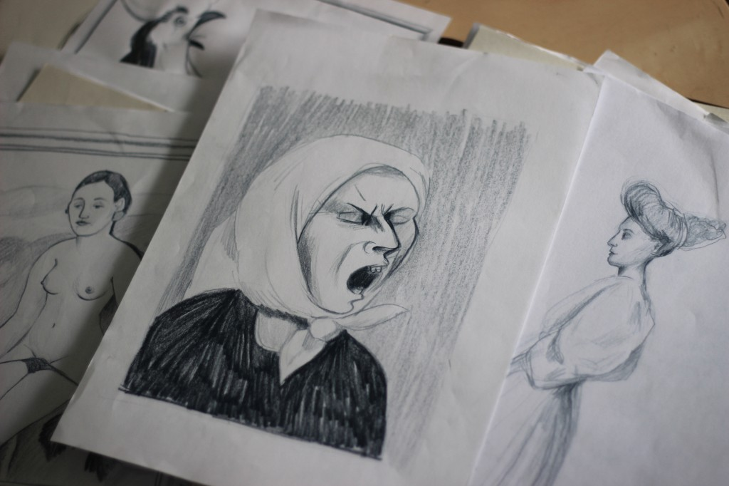 Ilustración: Laura Fernández