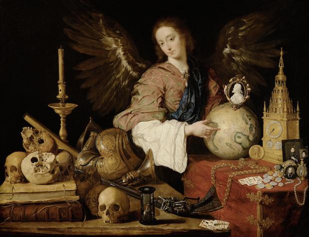 Antonio de Pereda, Allegory of Vanity, 1636, Kunsthistorisches Museum Wien