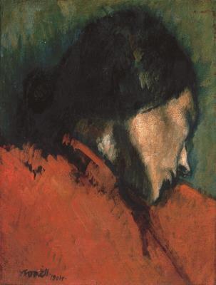 Isidre Nonell, Consuelo, 1904. Museu de l'Empordà, Figueres