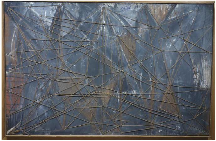 Fin, Composition, 1949