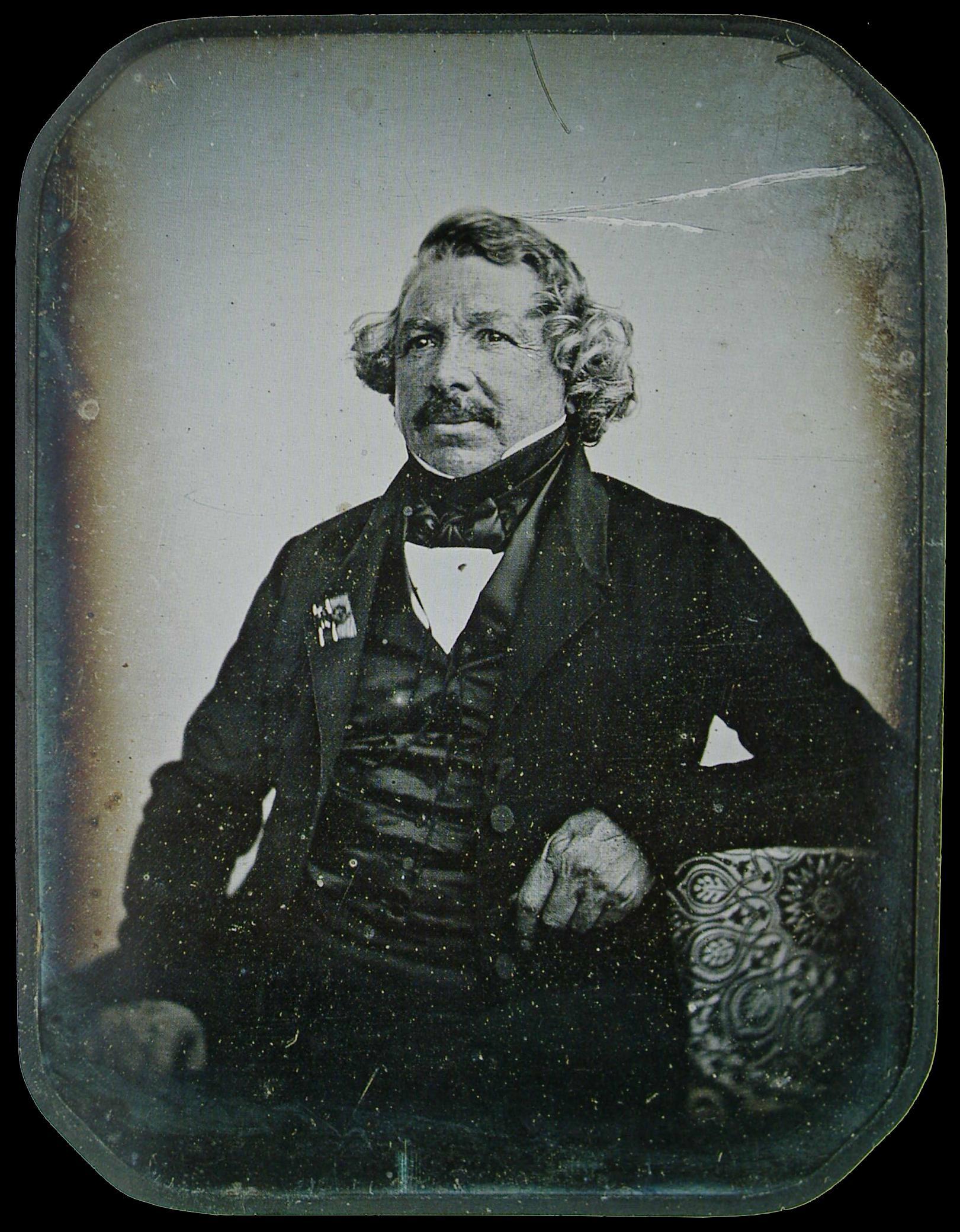Retrat de J.M.Daguerre