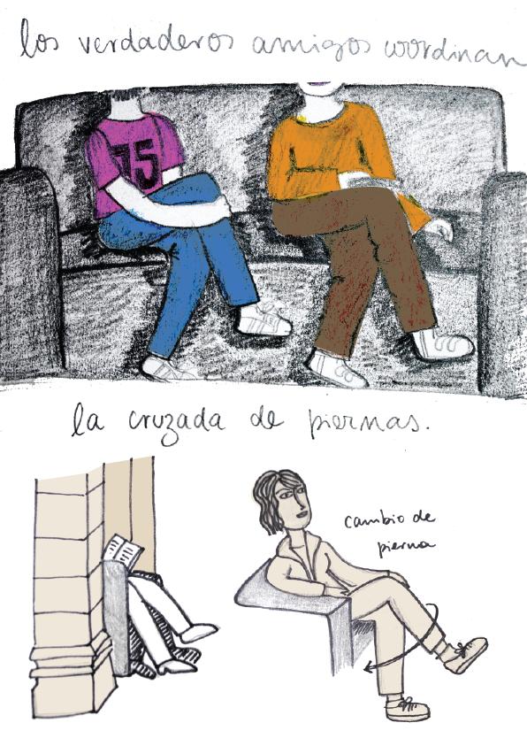 Il·lustració:  Julieta Gutnisky