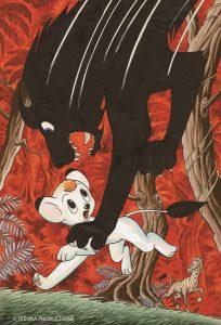 Kimba, el león blanco, Osamu Tezuka © Tezuka Productions