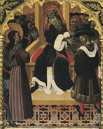 Retaule de sant Vicenç de Menàrguens