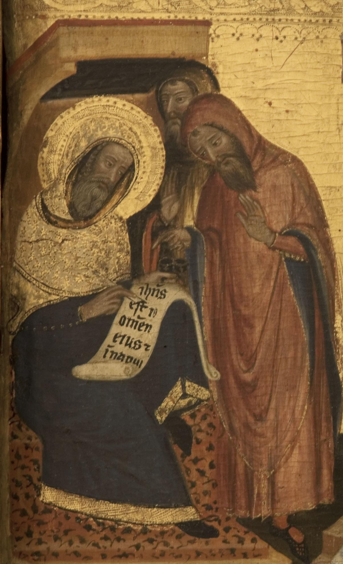 Retaule dels sants Joans de Santa Coloma de Queralt