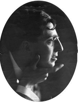 Mariano Andreu, 1911-1914. Arxiu Familiar Mariano Andreu (AFMA)